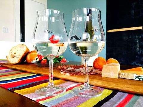BIRTHDAY BAR オリジナル Couple Wine グラス