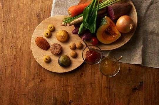 国産野菜とフルーツのジュレ&焼菓子詰合せB