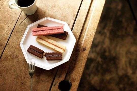 サンドケーキ 6本|銀座千疋屋