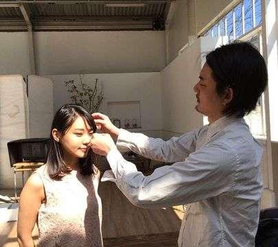 木村直人のスペシャルアニバーサリーヘアメイク