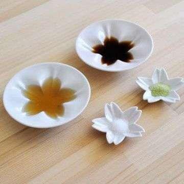桜小皿と豆皿のセット|ヒラクル