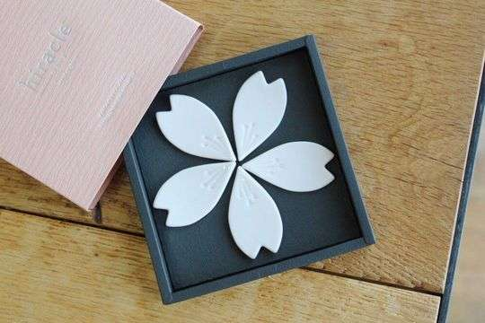 桜箸置き|ヒラクル