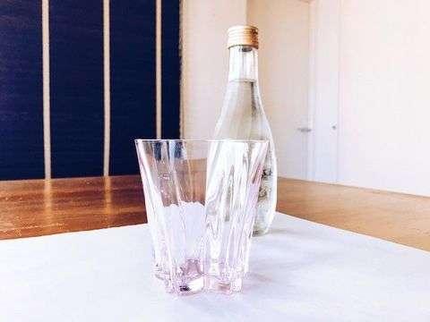 SAKURASAKU Rock glass