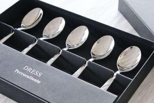DRESS アソートTea Spoon 5本セット
