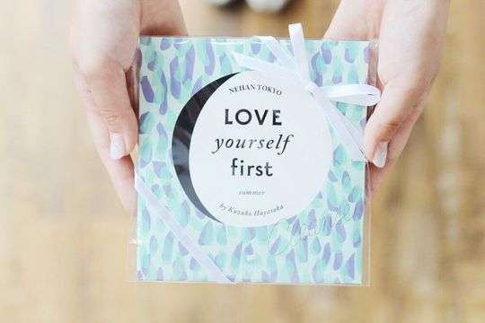 Love Yourself First(バスソルト)