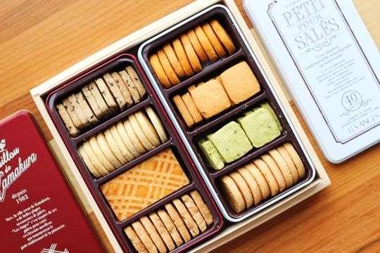 豪華クッキーセット|LESANGES