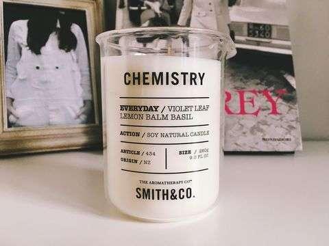 ケミストリーアロマキャンドル|Smith&Co.