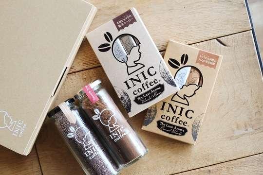 デザートコーヒーセット|INIC coffee