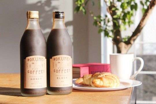 ロクメイコーヒーカフェベース2本セット