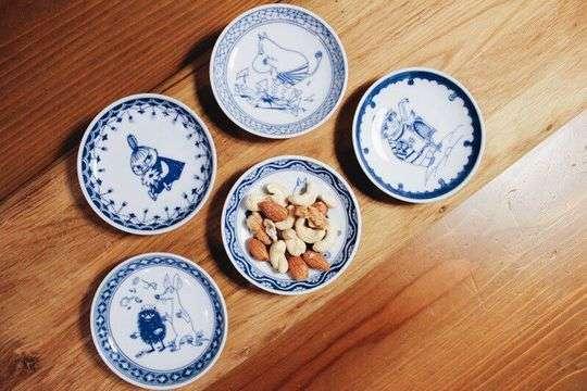 SOMETSUKE 手塩皿(5枚セット)
