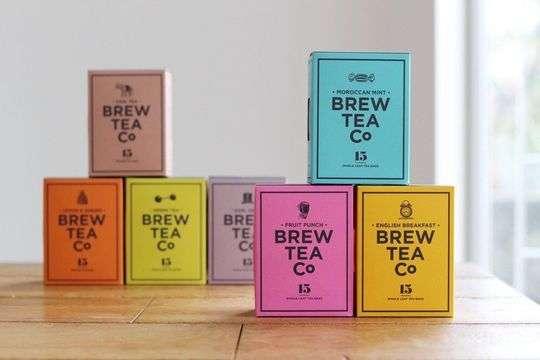 Proper Tea Bags 人気紅茶3箱 チョイスギフト