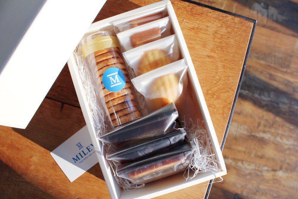 プレゼント「MILEY厳選焼き菓子セット」の写真