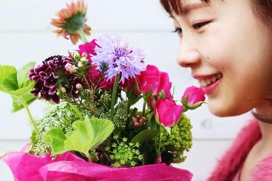 季節の花束 S|(hana-naya)
