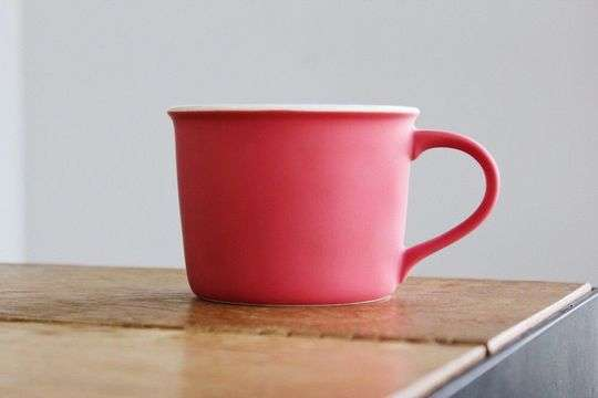 MOISCUP マグ(Red)
