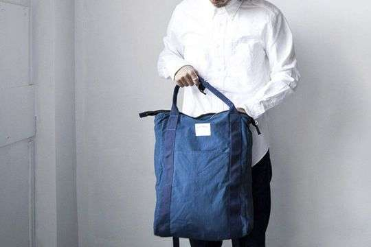 relax sack tote(2Wayバッグ)
