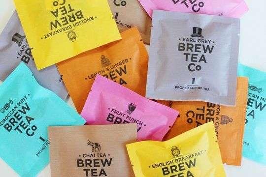 厳選紅茶アソート 6種×2セット|Brew Tea Co.
