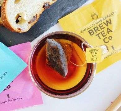 厳選紅茶アソート 6種×5セット|Brew Tea Co.