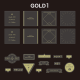 # photogenic Clear gold  [S] (DIYアルバム)( カラー Gold 1  )