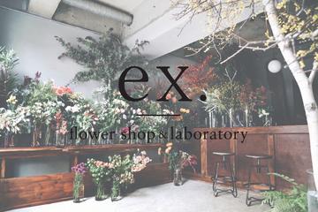 ex. flower shop & laboratory
